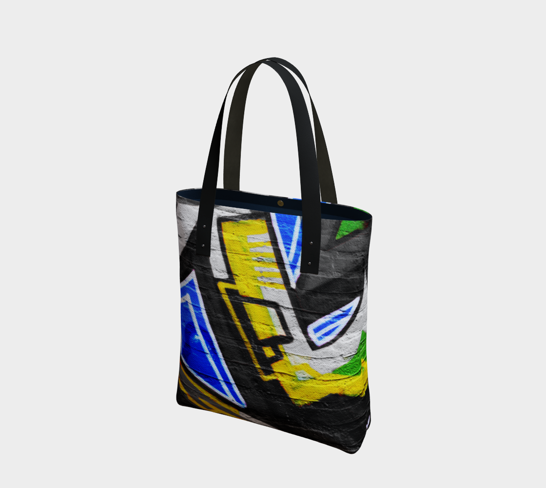 Graffiti 6 Tote Bag preview #1