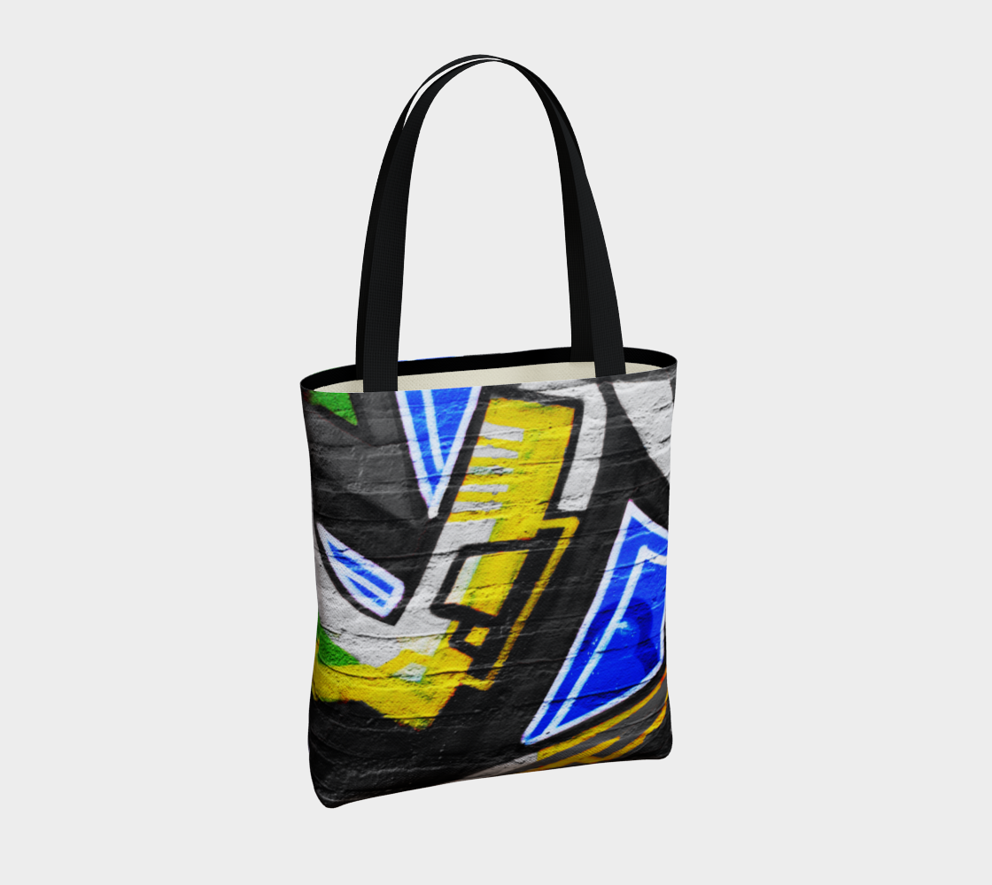 Graffiti 6 Tote Bag preview #4