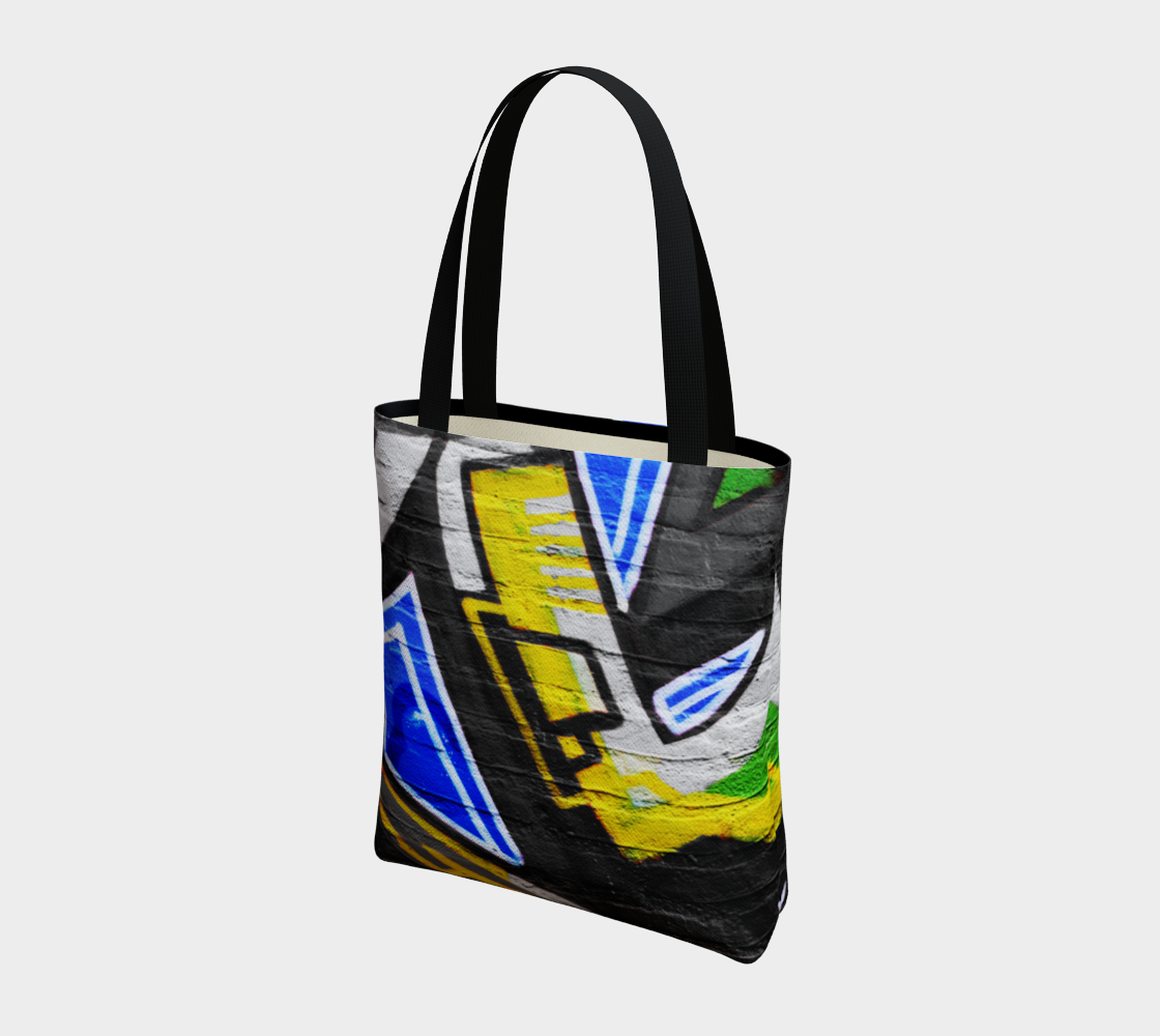 Graffiti 6 Tote Bag preview #3