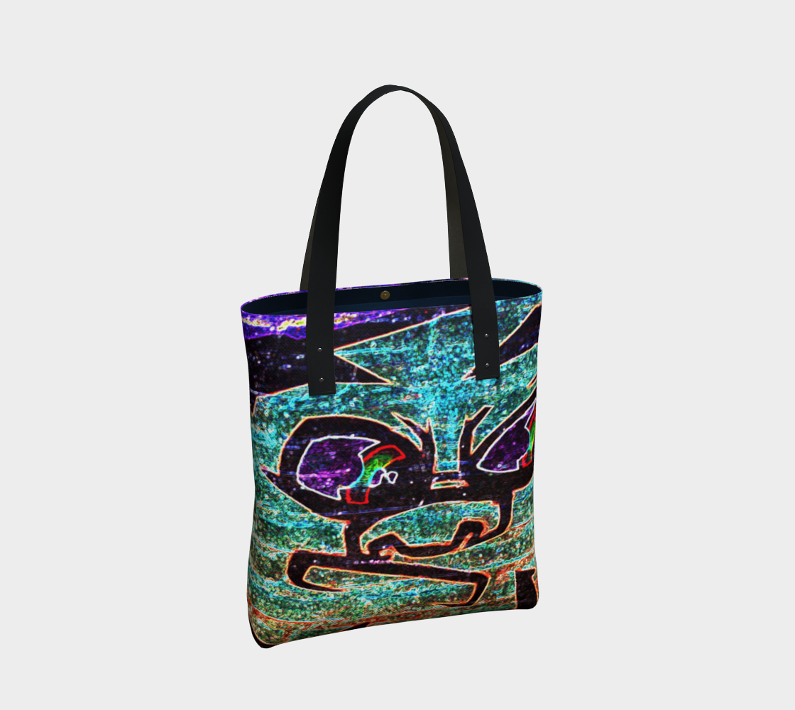 Graffiti 7 Tote Bag preview #2