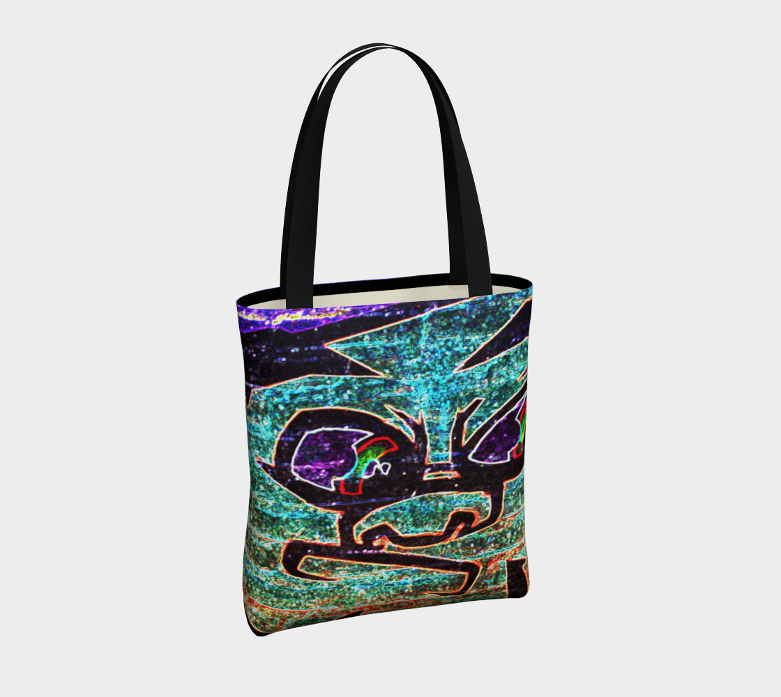 Graffiti 7 Tote Bag preview #4