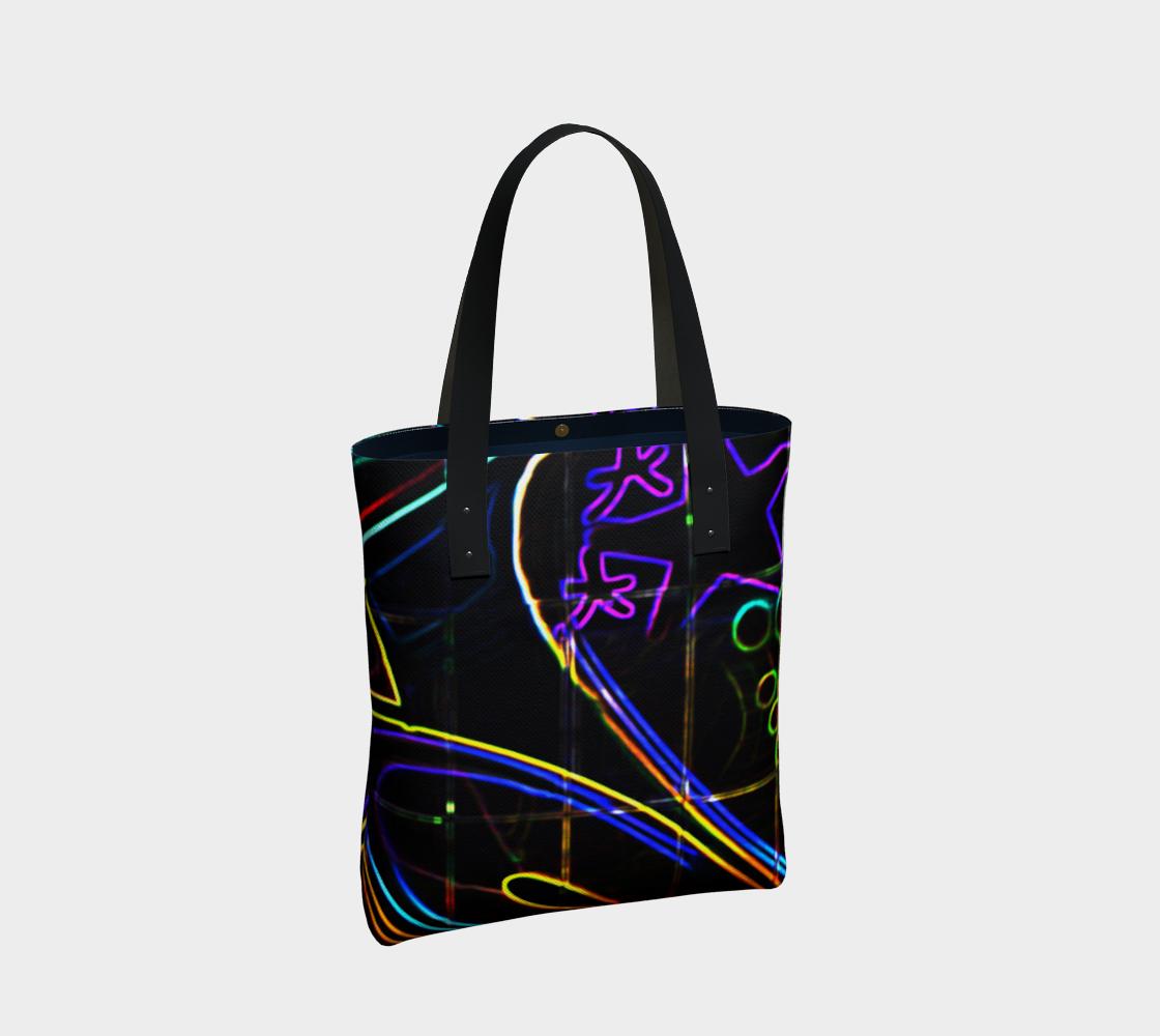 Graffiti 10 Tote Bag preview #2