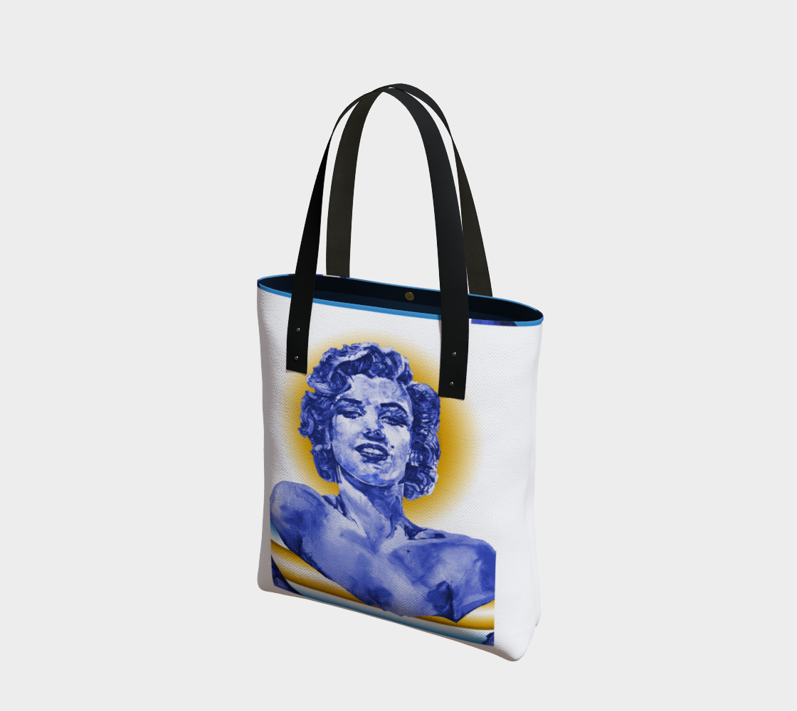 Stairway to Marilyn™ Tote Bag preview