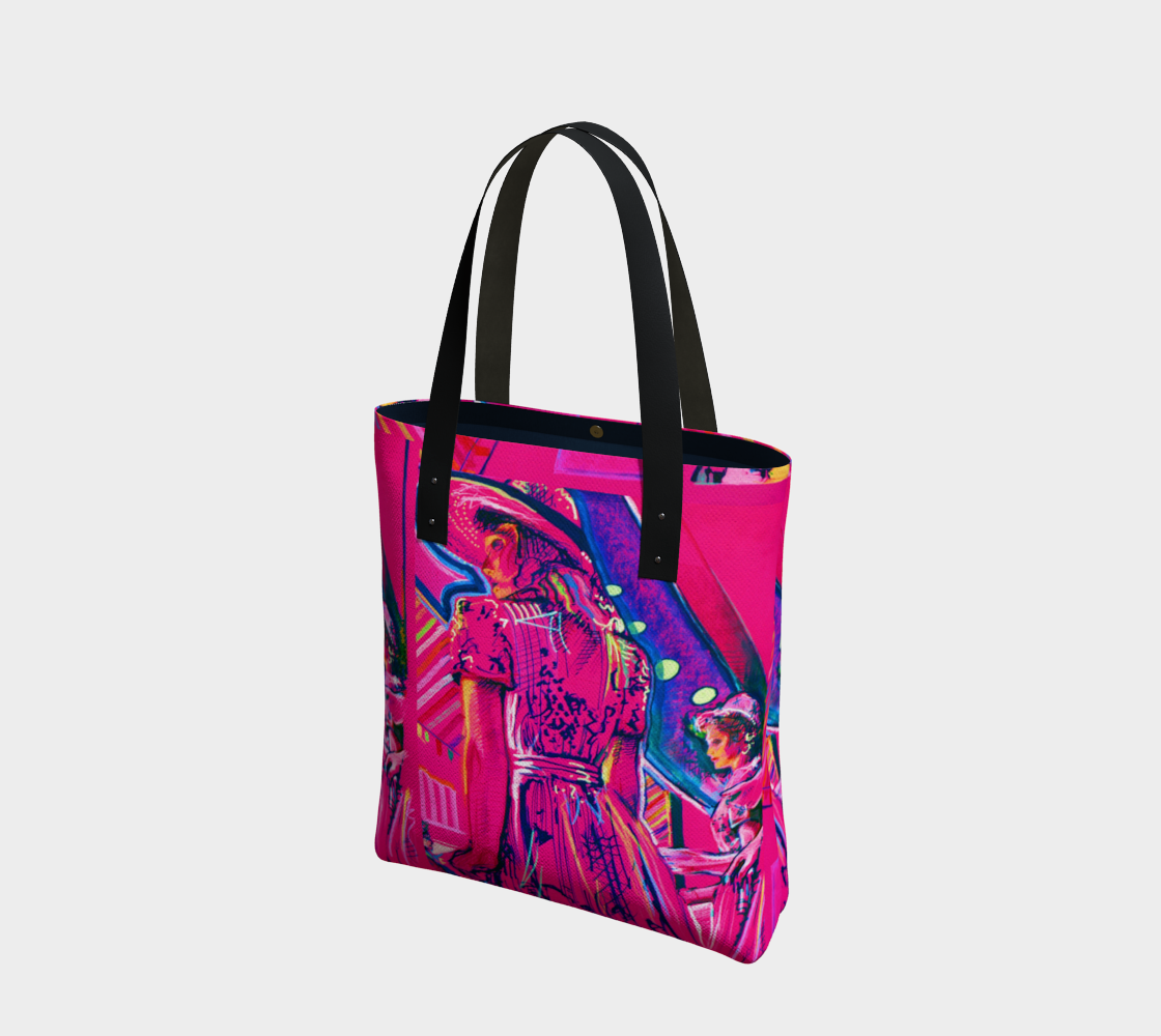 Reverse-Window Shopping Tote preview
