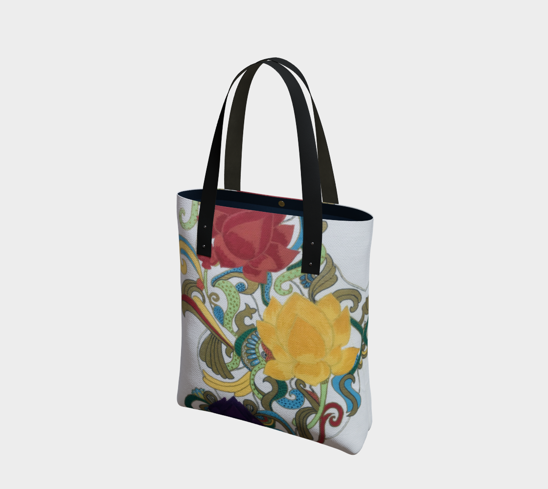 flower bag preview #1