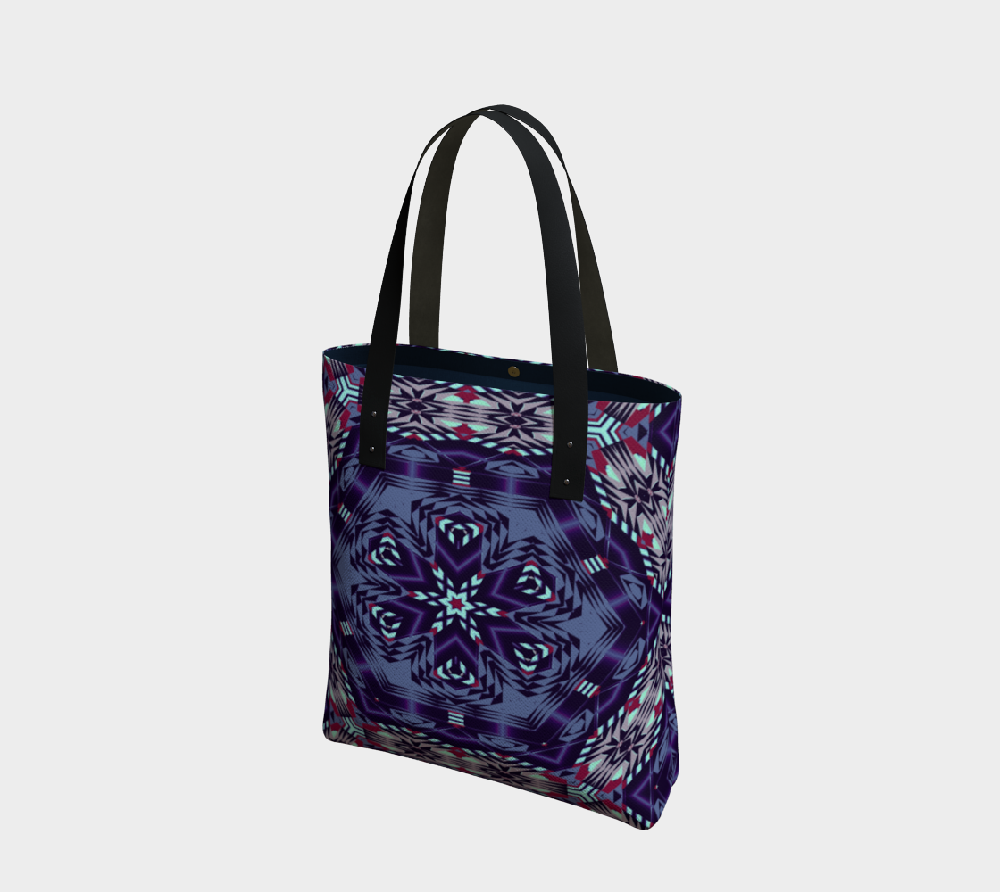Aperçu de Southwestern Inspired Tote Bag