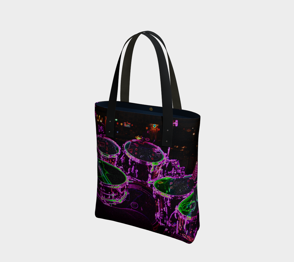 Drums Tote Bag preview