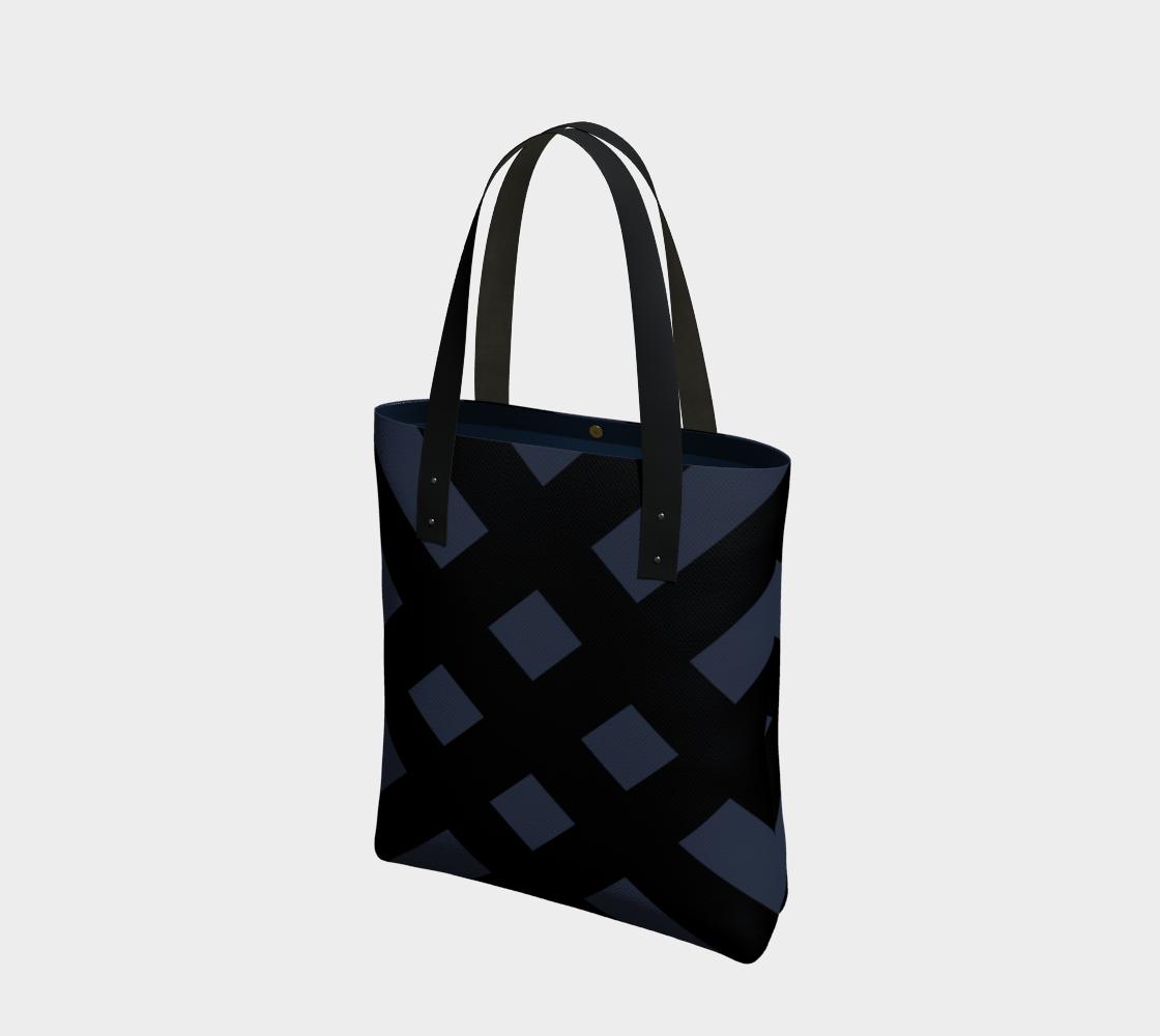 Dijagonala v.2 (Black/Blue) preview