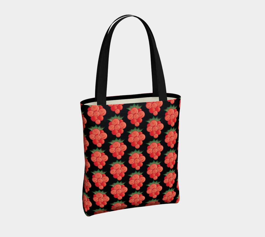 Salmonberry Tote preview #4