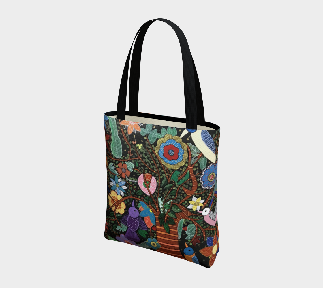 Tree of life series Tote preview #3