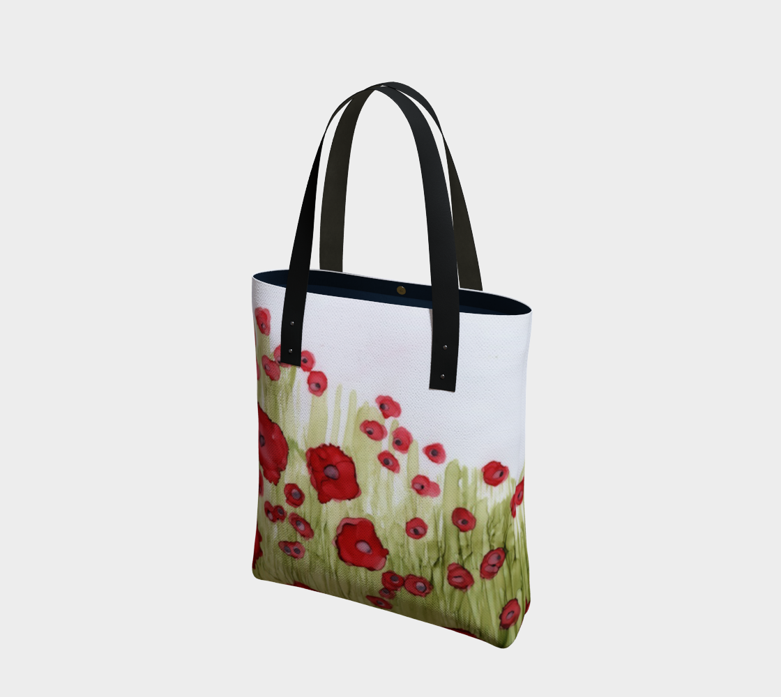 Flanders field tote preview
