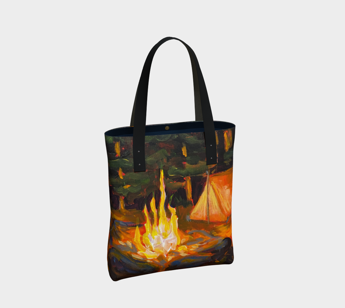 Artist's Camp Tote preview #2