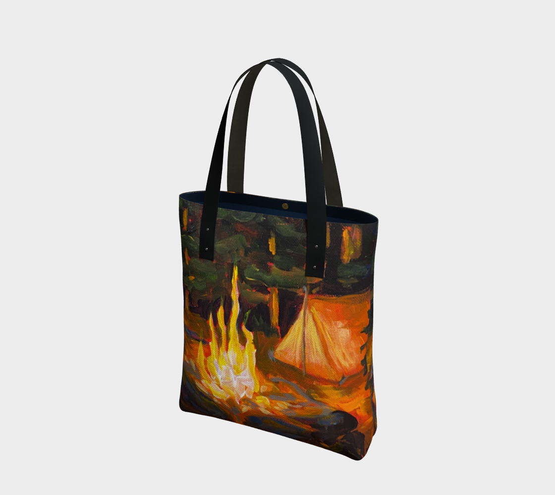 Artist's Camp Tote preview