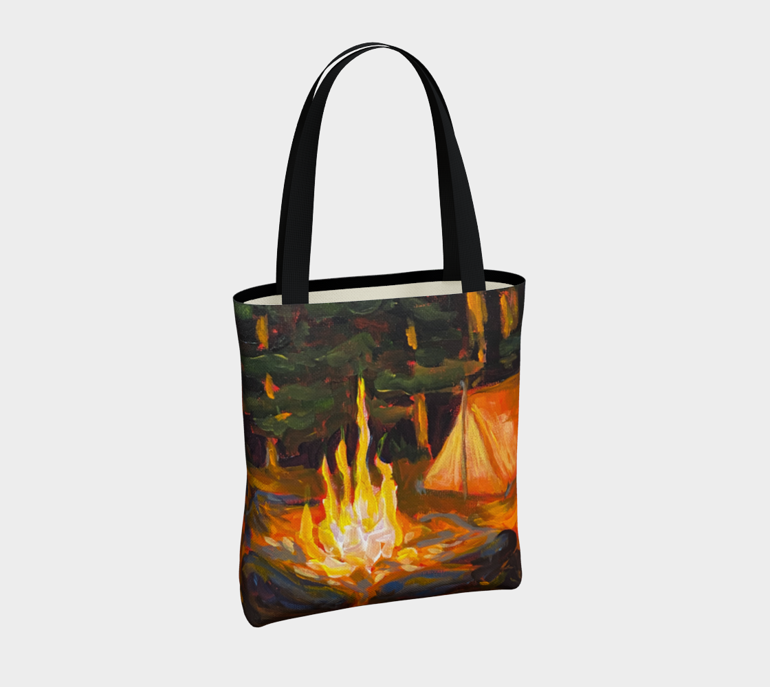 Artist's Camp Tote preview #4