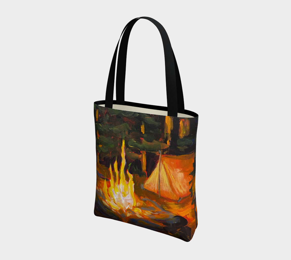Artist's Camp Tote preview #3