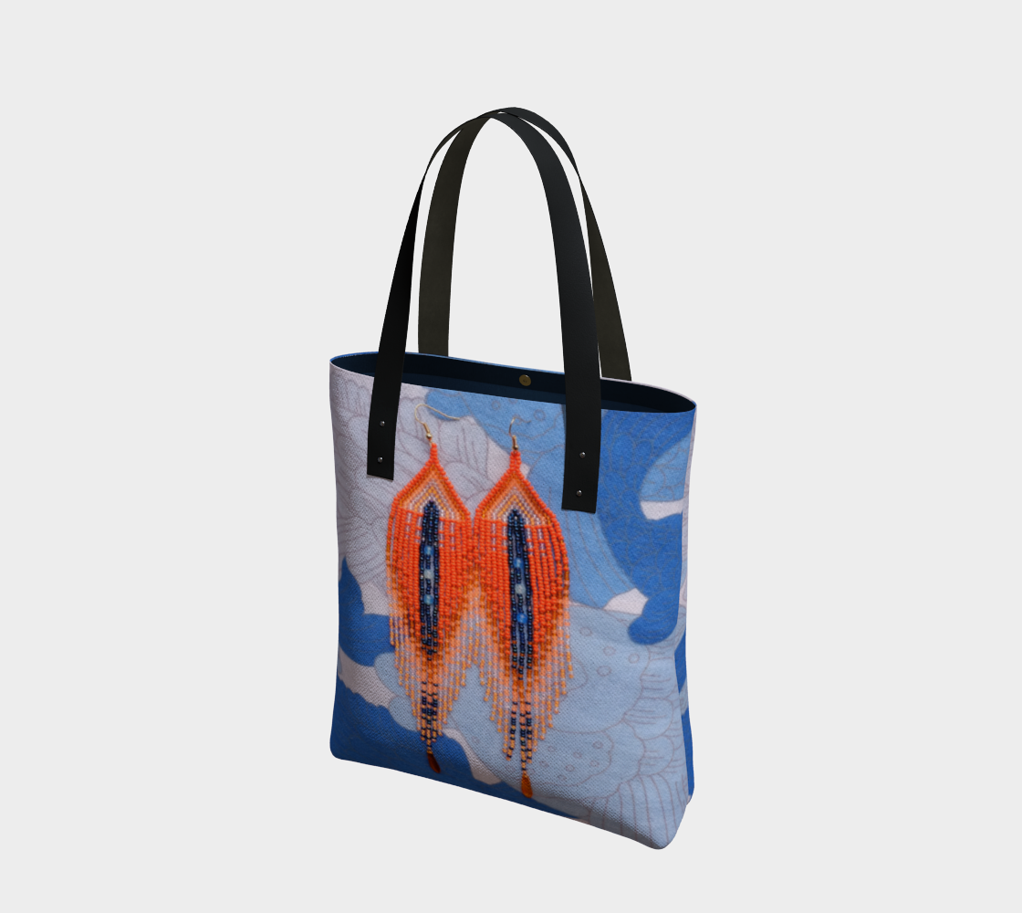 orange shirt day tote preview
