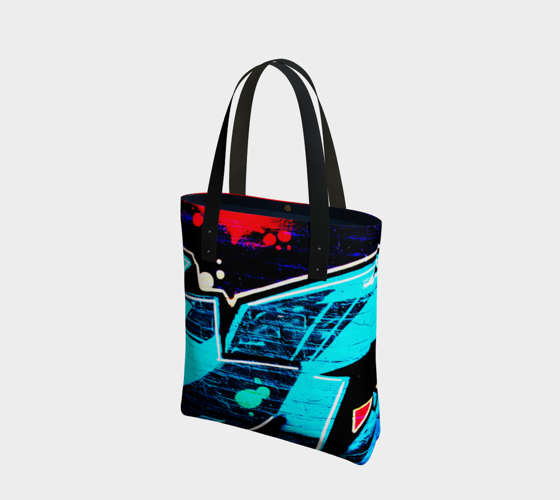 Graffiti 14 Tote Bag preview