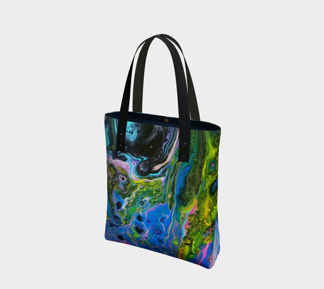 Wonderland tote bag preview