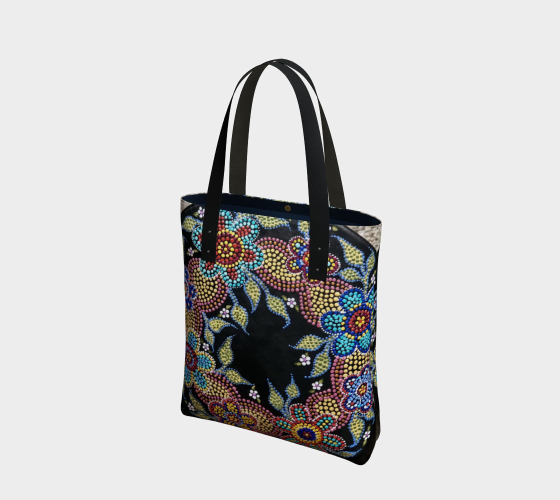 Dogwood and Roses Handbag preview
