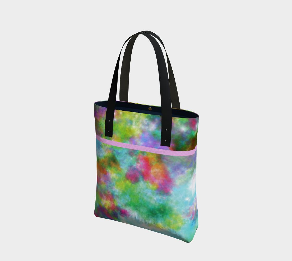 Aperçu de Watercolour Garden Tote Bag