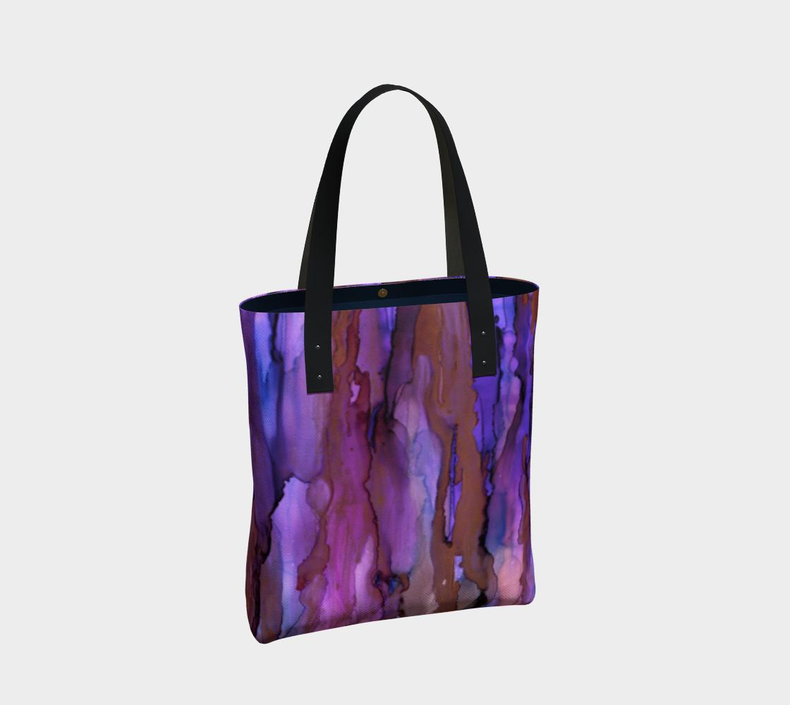 Copper Sky Tote Bag - PaminOttawa.com preview #2