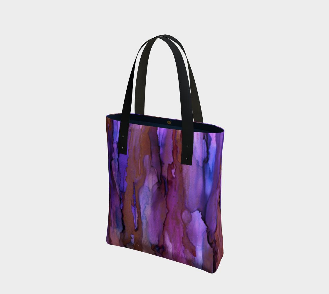 Copper Sky Tote Bag - PaminOttawa.com preview