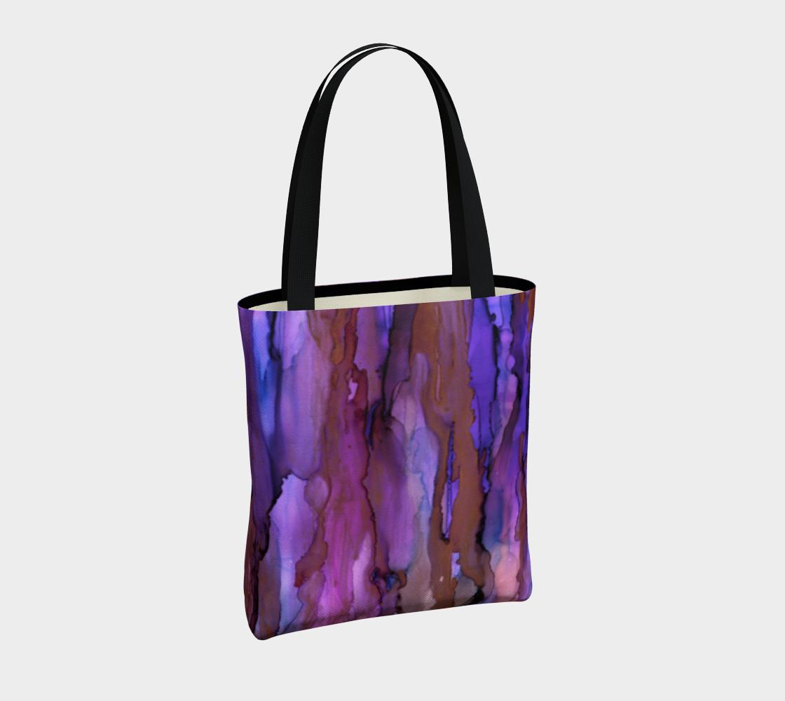 Copper Sky Tote Bag - PaminOttawa.com preview #4