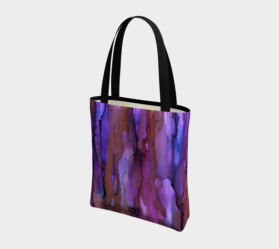 Copper Sky Tote Bag - PaminOttawa.com preview #3