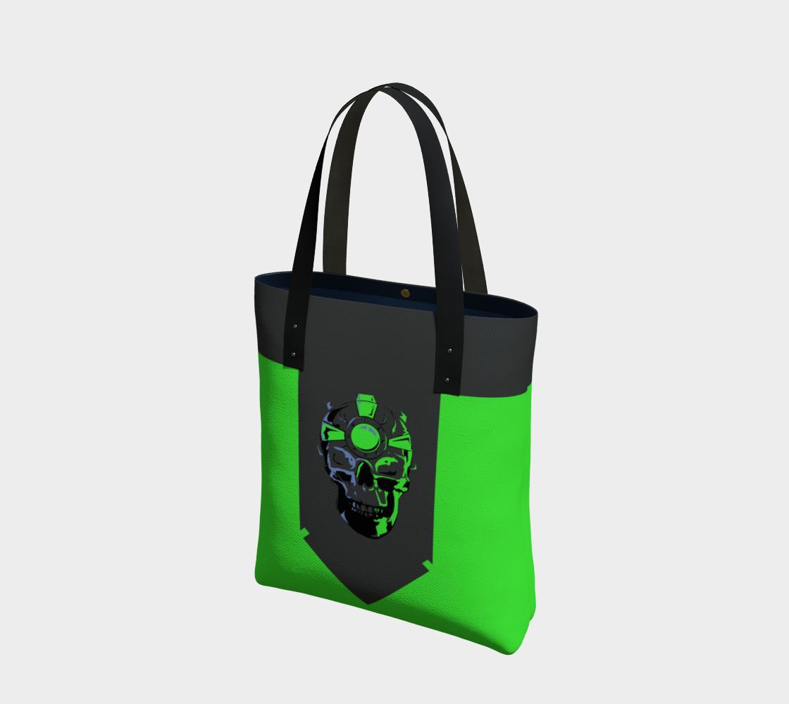 Necronauts Logo Tote preview