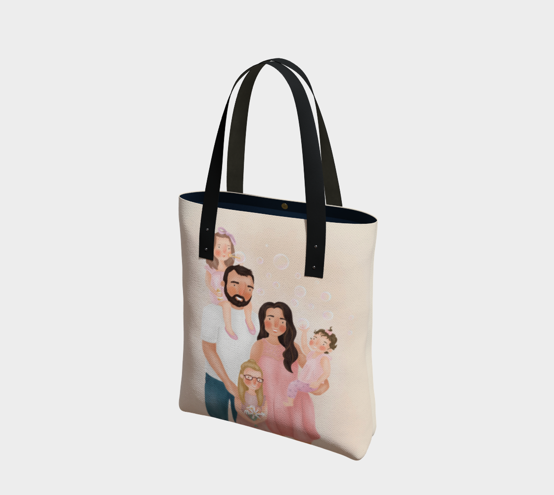 Angele - Custom Tote preview