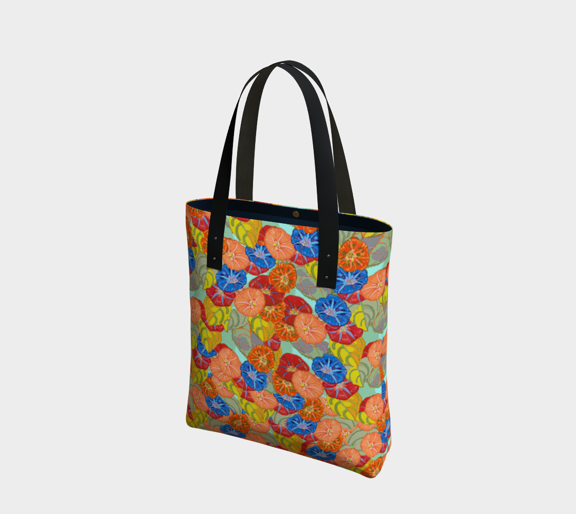 Hot Floral Tote preview
