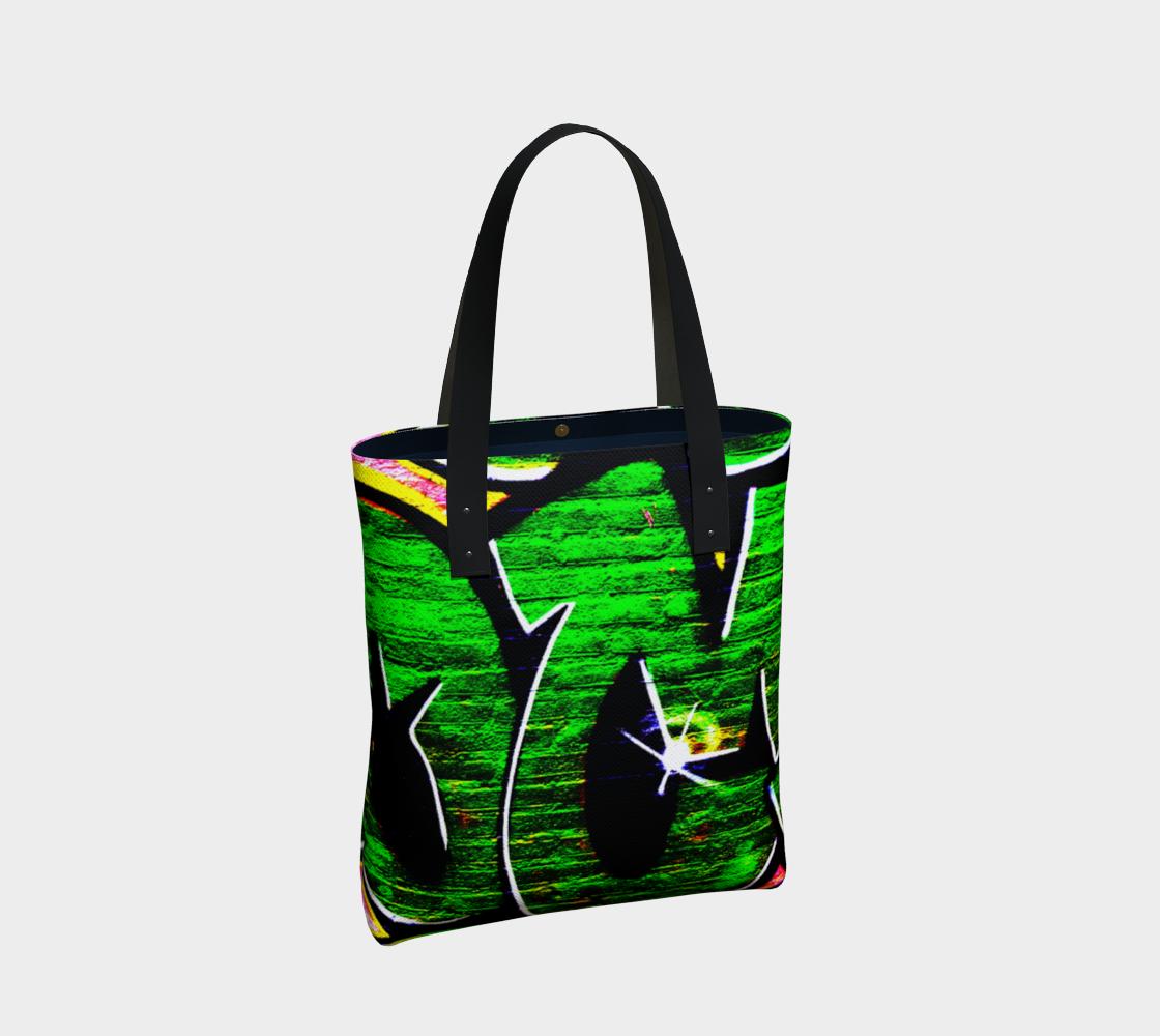 Graffiti 18 Tote Bag preview #2