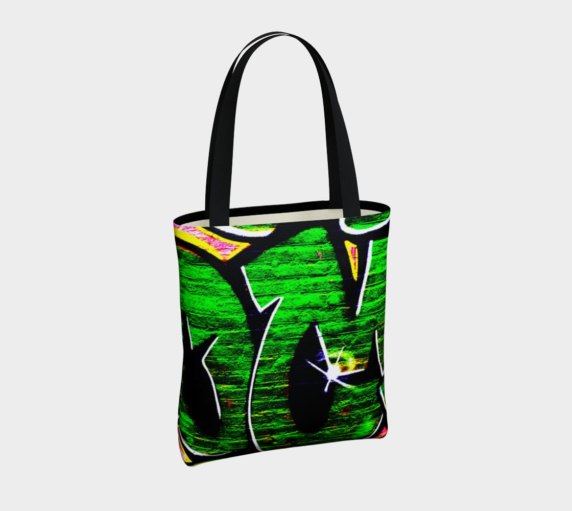 Graffiti 18 Tote Bag preview #4