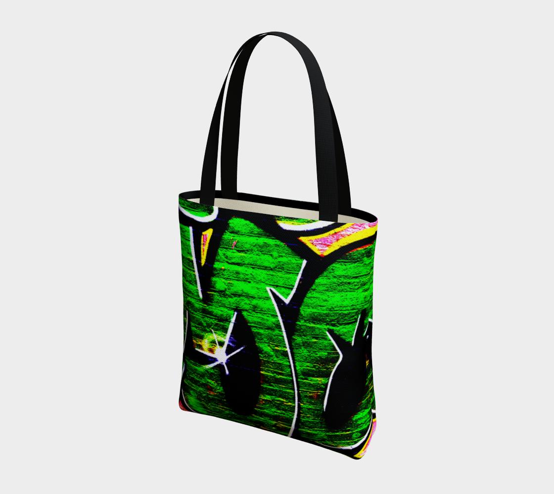 Graffiti 18 Tote Bag preview #3