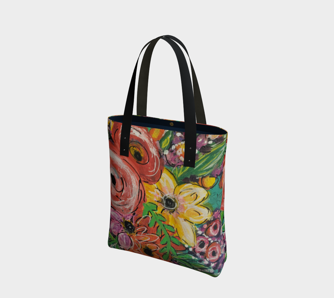 My Fun Flowers Tote preview