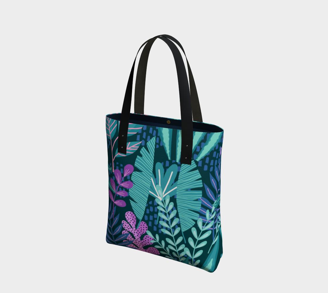 Aperçu de Beautiful Colorful Tropical Plants