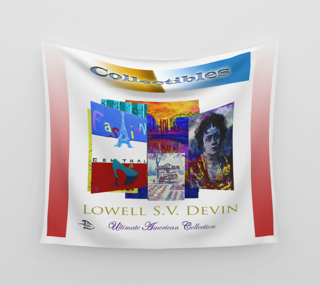 Collectibles   /  Official Devin Wall Flag Art preview