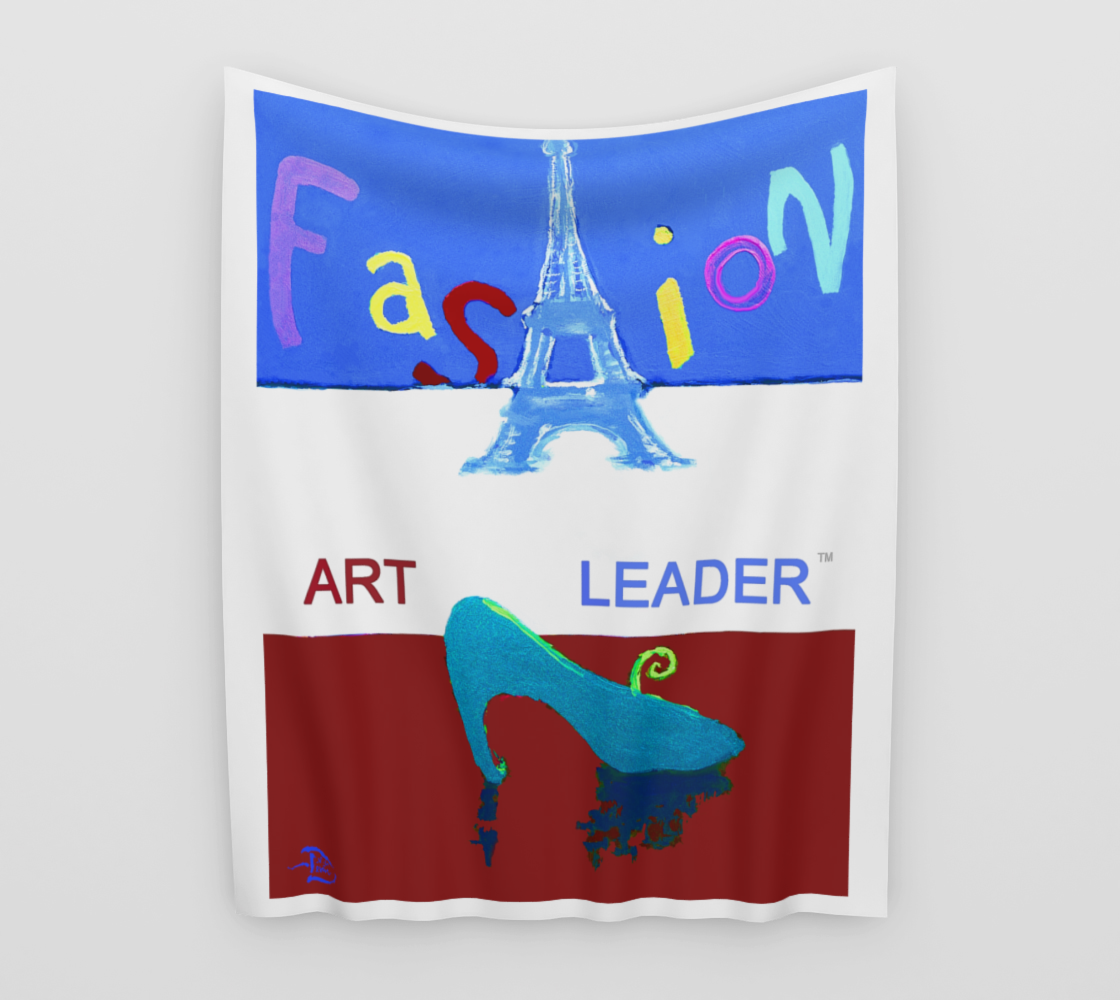 Fashion Art Leader  /  Official Devin Pin-Up Room Flag aperçu