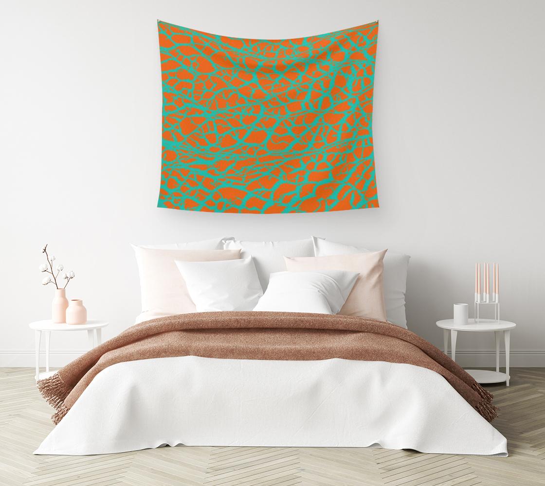 Aperçu de Desert Stream Wall Tapestry #1