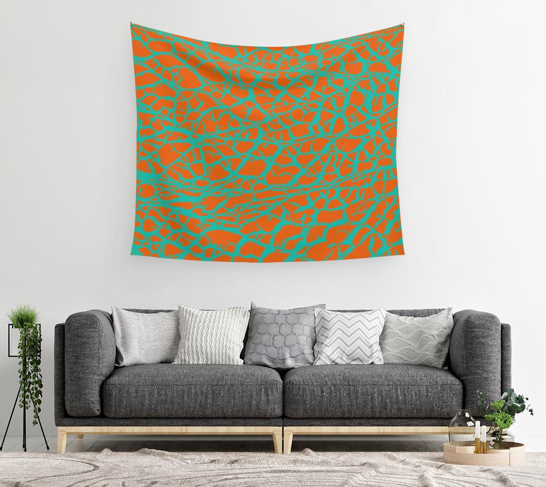 Aperçu de Desert Stream Wall Tapestry #2