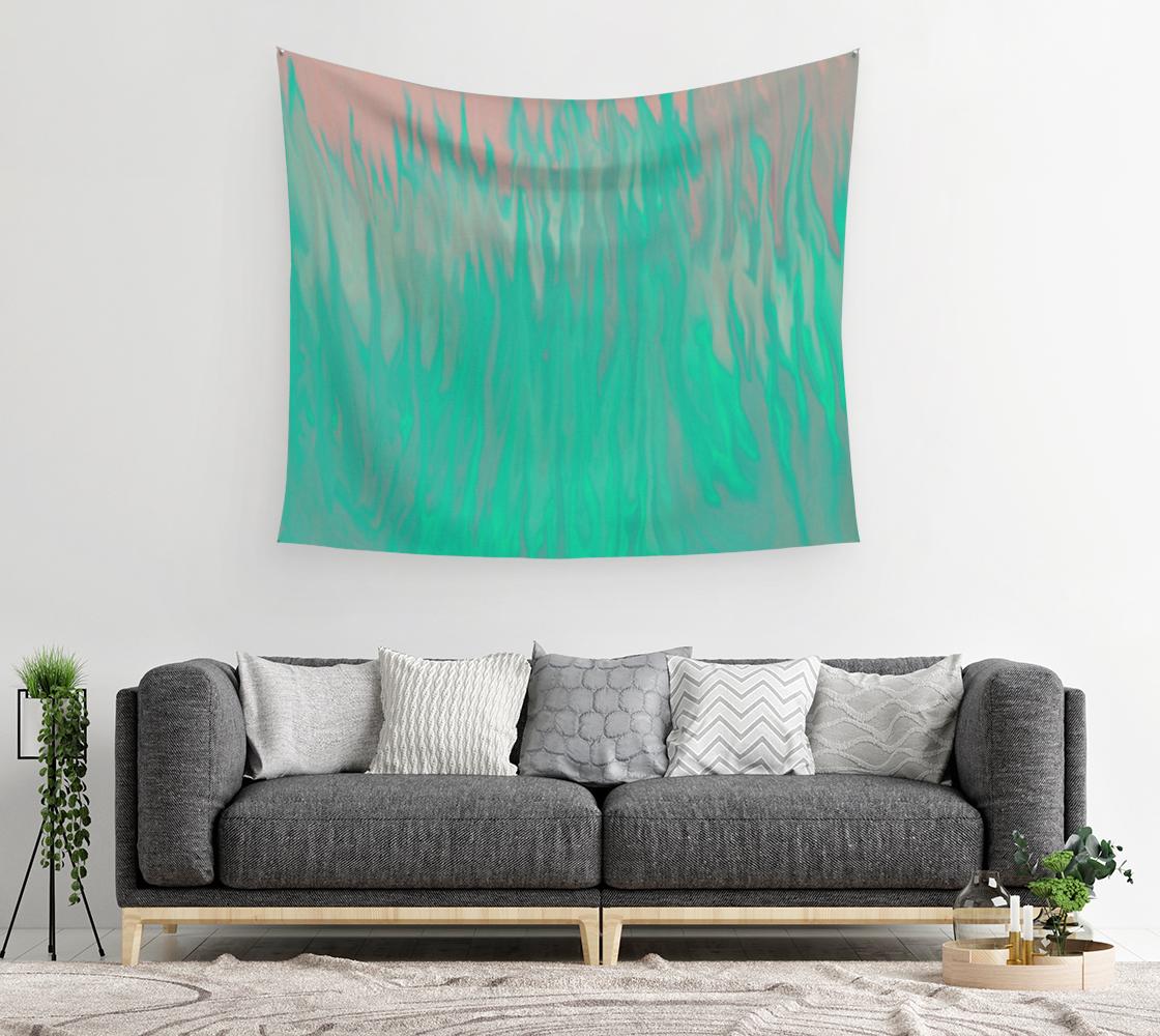 Aperçu de Inner Calm Wall Tapestry #2
