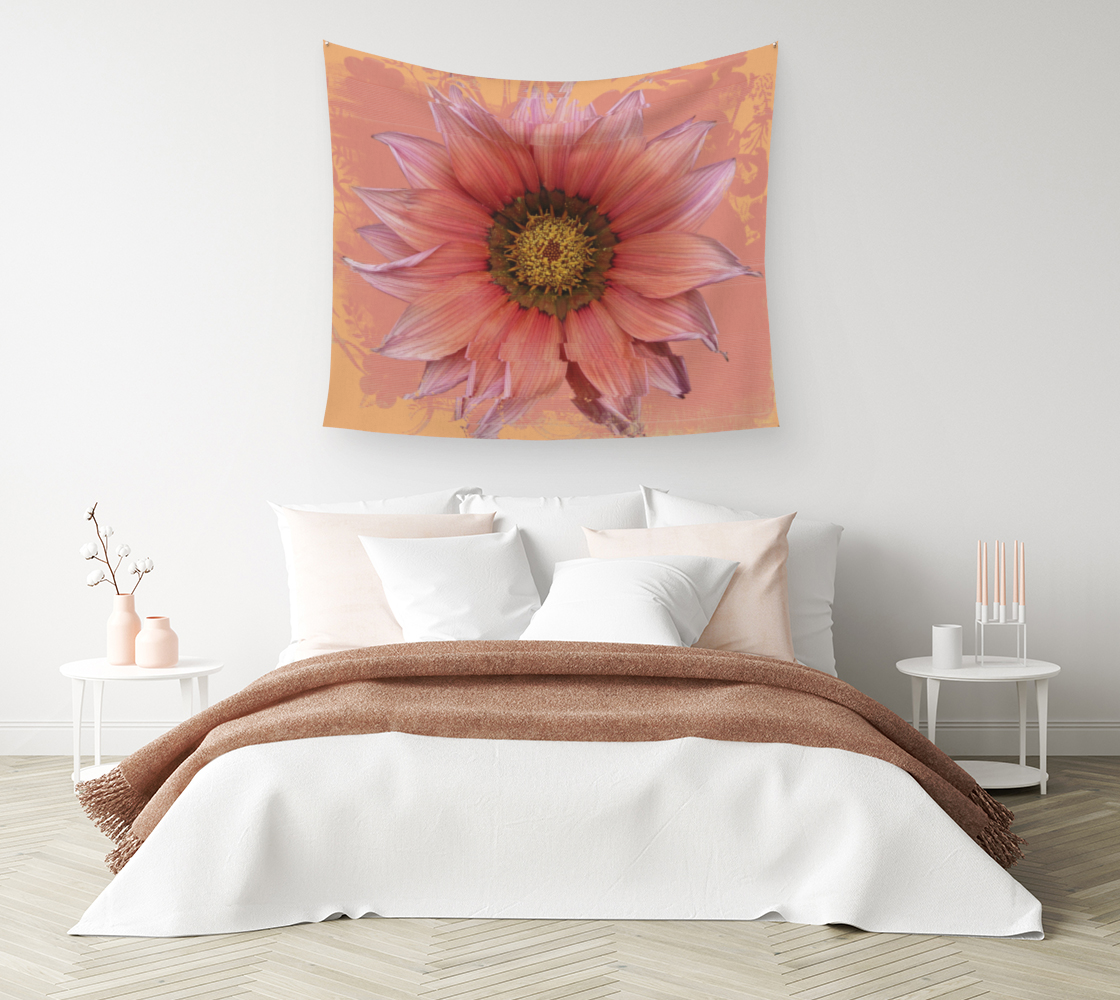 Aperçu de fleur de macadam #1