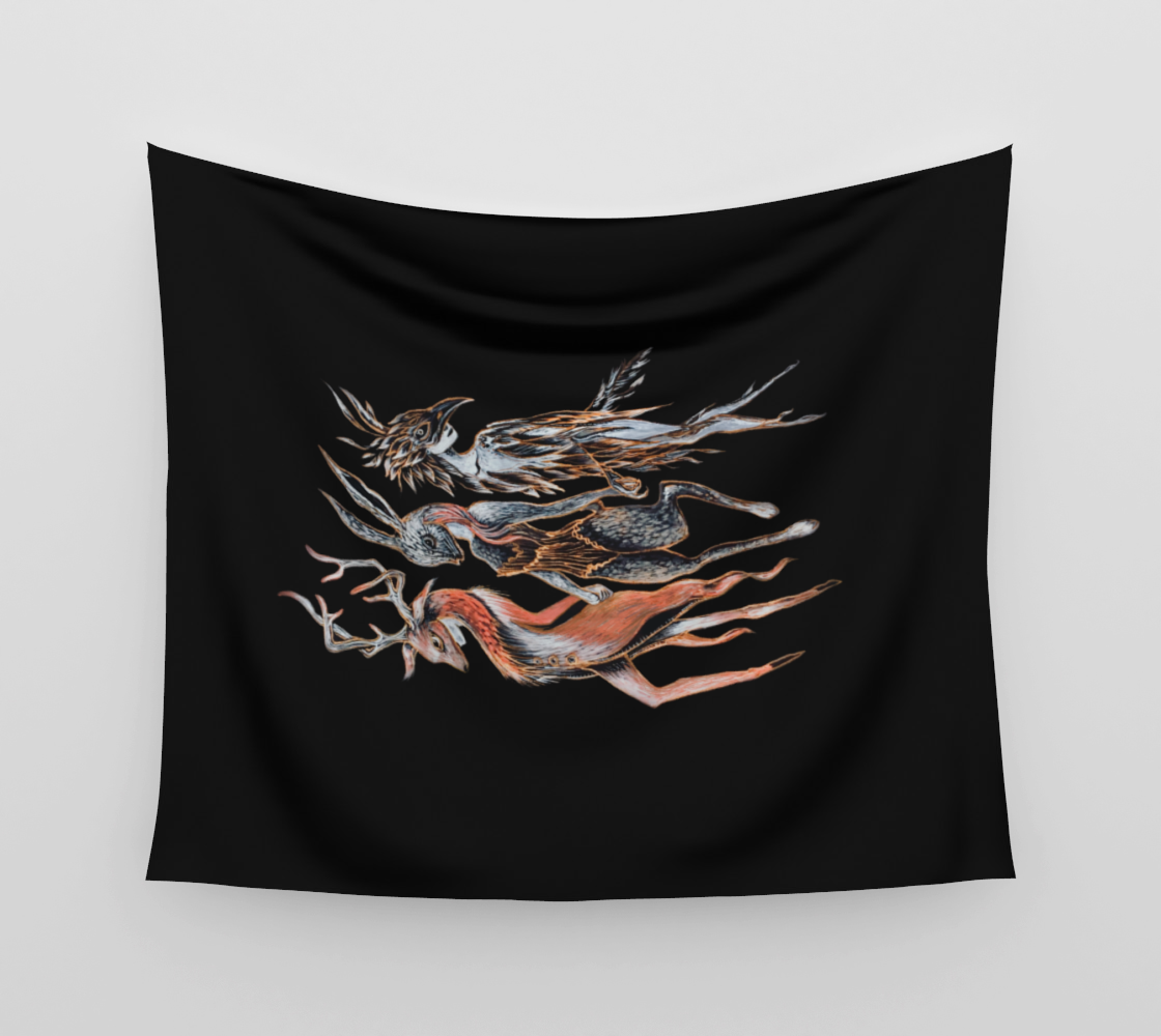 Masquerade Tapestry preview