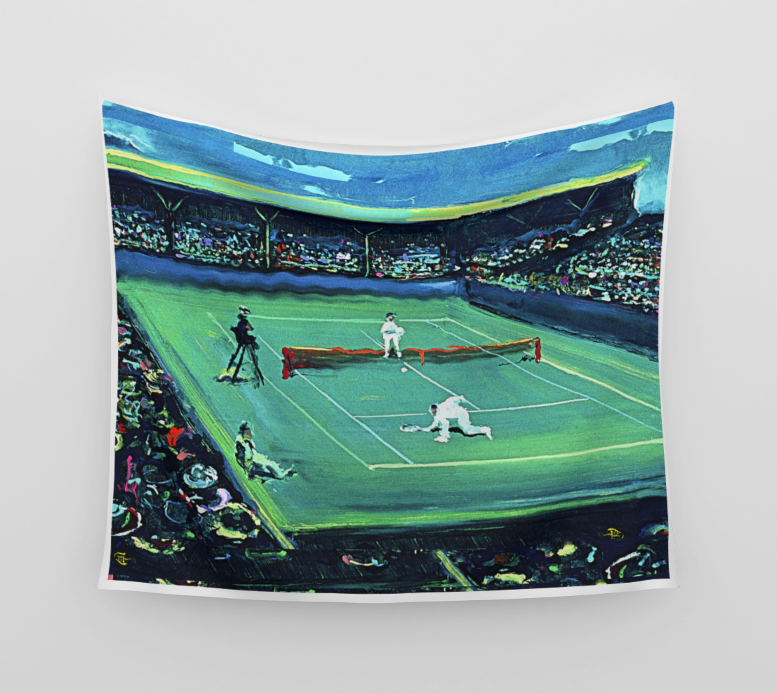 Grand Slam / Official Devin Wall Art Flag preview