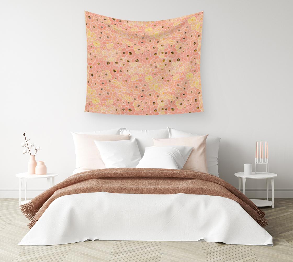 Aperçu de Poppy Wall Tapesty #1