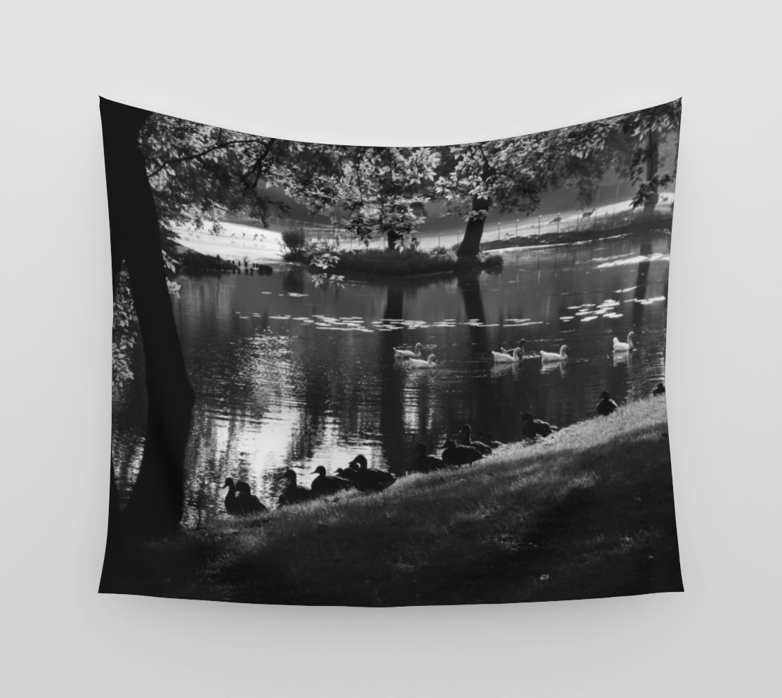 Park Life Wall Tapestry preview
