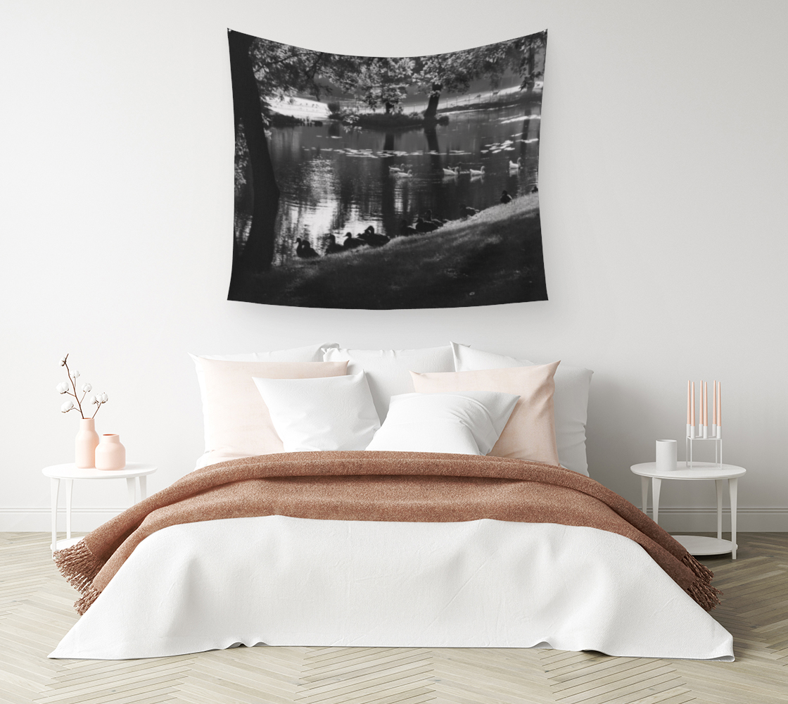 Park Life Wall Tapestry preview #1