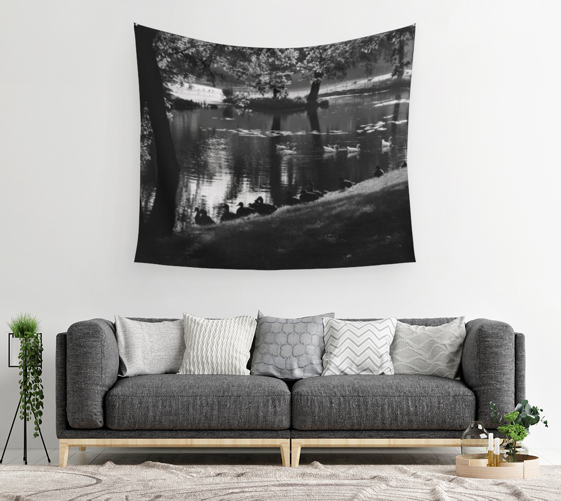 Park Life Wall Tapestry preview #2