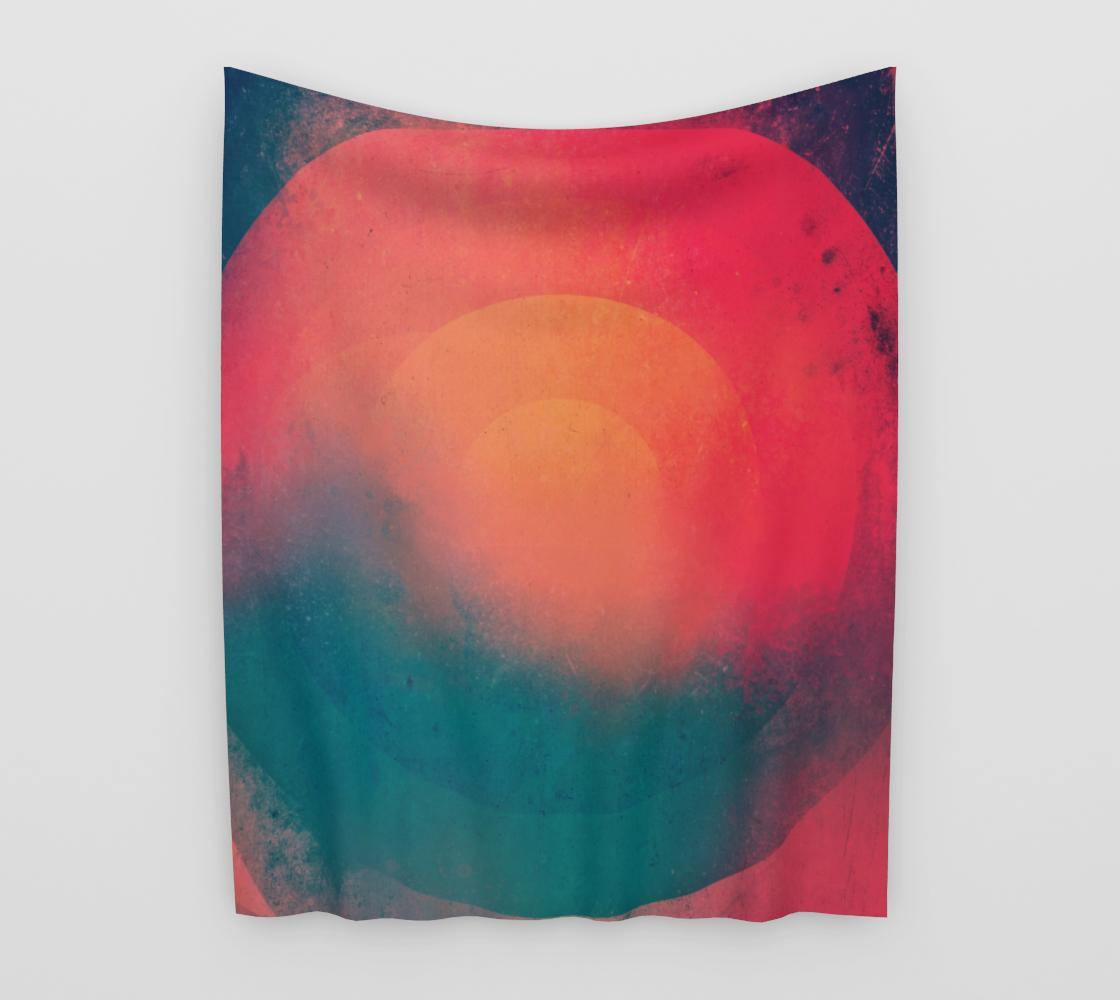 Aperçu de 905 // Sunset End Tapestry
