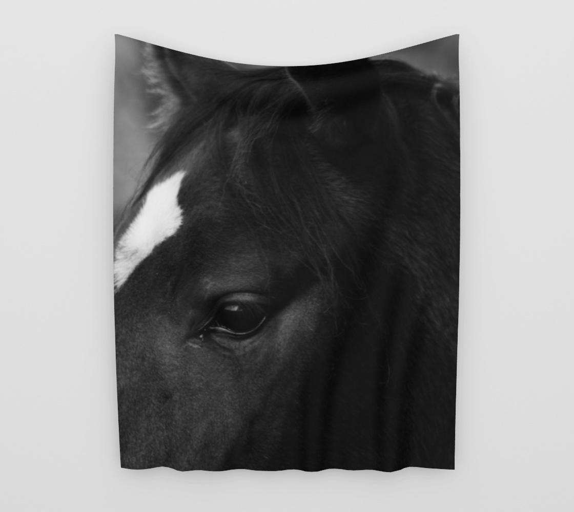 Horse Wall Tapestry preview